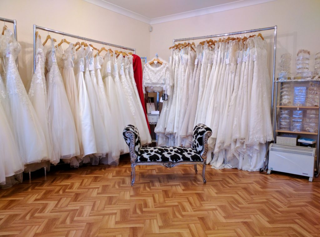 So, when should you start shopping for your wedding dress?