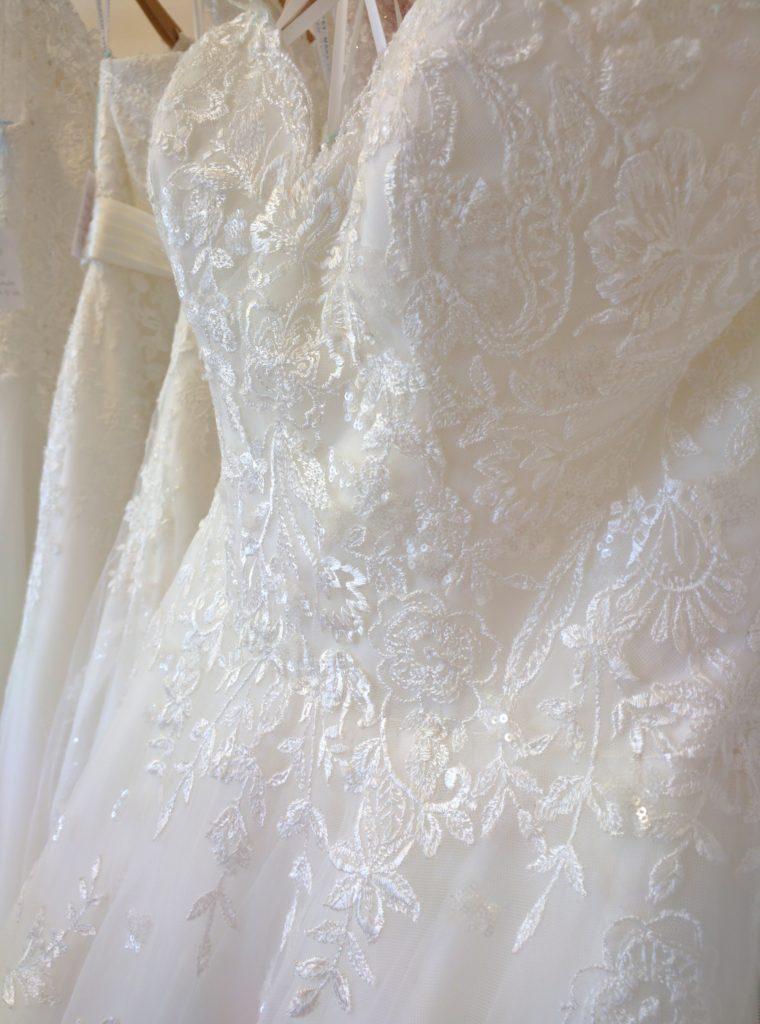 New dresses - Mirren
